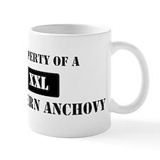 Property of a Northern Anchov Mug