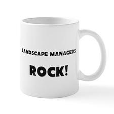 Landscape Managers ROCK Mug
