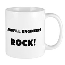 Landfill Engineers ROCK Mug