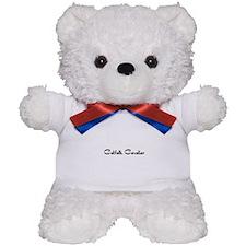 Catfolk Cavalier Teddy Bear