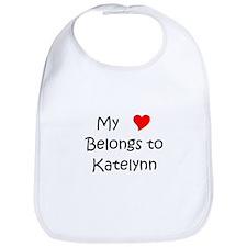 Unique Katelynn Bib