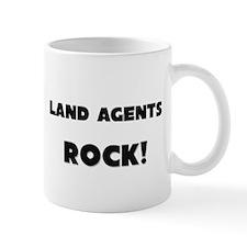 Land Agents ROCK Mug