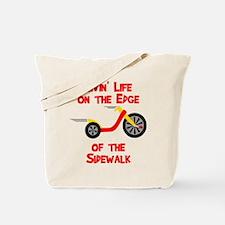 of the Sidewalk Tote Bag