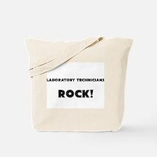 Laboratory Technicians ROCK Tote Bag