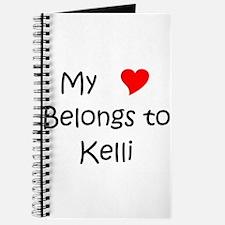 Unique Kelli Journal