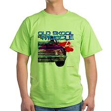 old Skool 67 Chevelle T-Shirt