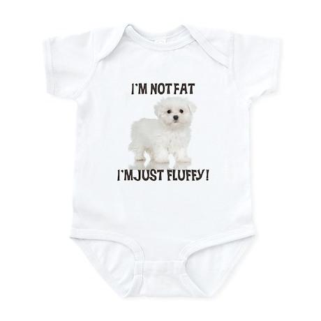 Maltese Puppy Infant Bodysuit