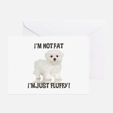 Maltese Puppy Greeting Cards (Pk of 10)