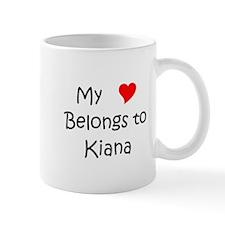 Cute Kiana Mug
