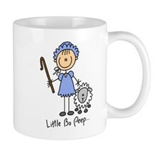Little Bo Peep Lefty Mug