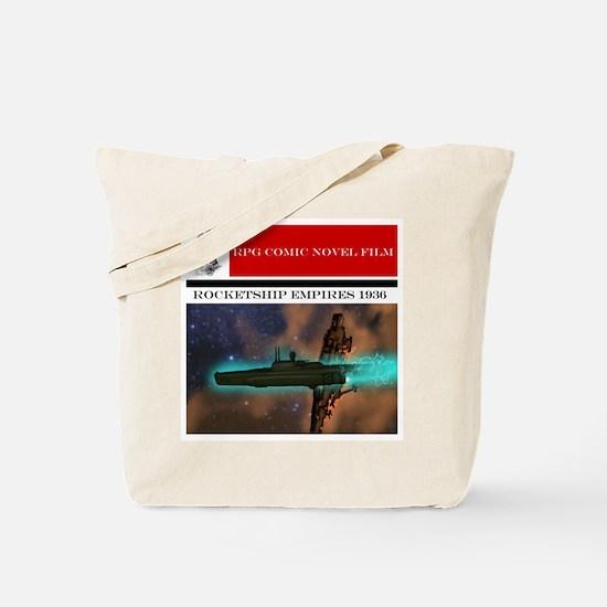 Rocketship Empires Film Promo Tote Bag