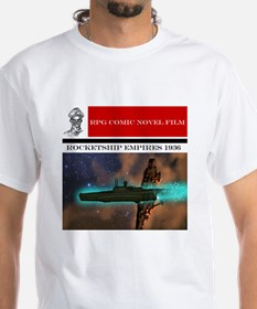 Rocketship Empires Film Promo Shirt