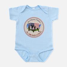 USA OBAMA NATION Infant Bodysuit