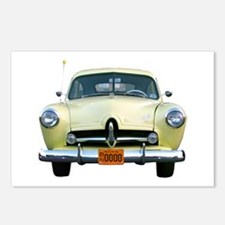 Helaine's Yellow Henry J Postcards (Package of 8)