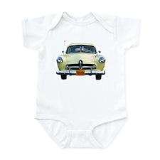 Helaine's Yellow Henry J Infant Bodysuit
