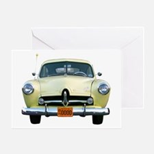 Helaine's Yellow Henry J Greeting Card