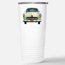 Helaine's Yellow Henry J Travel Mug