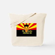 Obama He Rocks Tote Bag