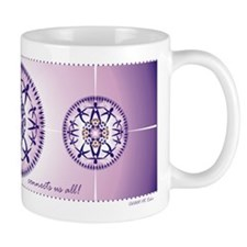 Connected by Love Mug