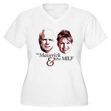 Maverick & the MILF T-Shirt