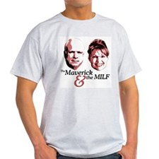 Maverick & the MILF T-Shirt