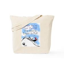 Siberian husky rescue Tote Bag