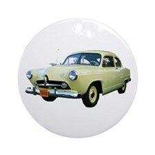 Helaine's Yellow Henry J Too Ornament (Round)