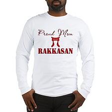 Proud RAKKASAN Mom Long Sleeve T-Shirt