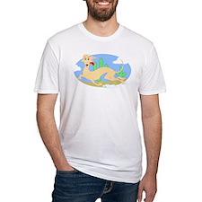 Running Greyhound Desert Shirt