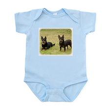 Lancashire Heeler 9R038D-042 Infant Bodysuit