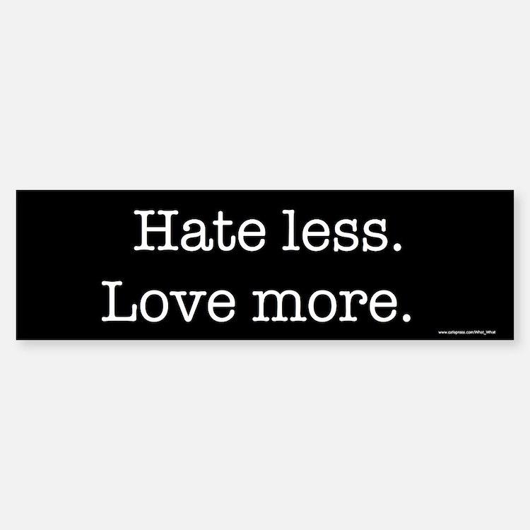 Love More Bumper