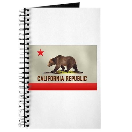 California Bear Flag Journal