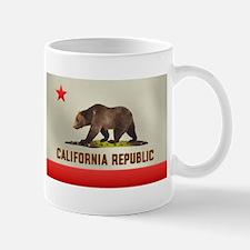 California Bear Flag Mug