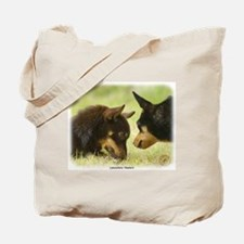 Lancashire Heeler 9R038D-242 Tote Bag