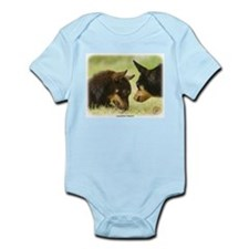 Lancashire Heeler 9R038D-242 Infant Bodysuit