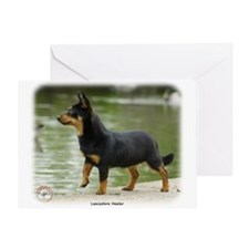 Lancashire Heeler 9R038D-013 Greeting Card