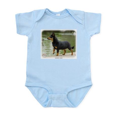 Lancashire Heeler 9R038D-013 Infant Bodysuit
