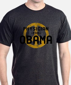Physician for Obama T-Shirt