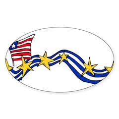 USA Support Decal