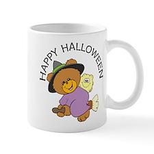 Halloween Bear Witch Mug