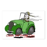 Classic Car Postcards (Package of 8)