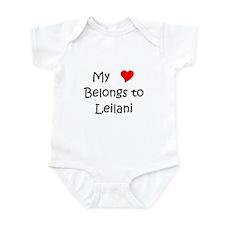 Unique Leilani Infant Bodysuit