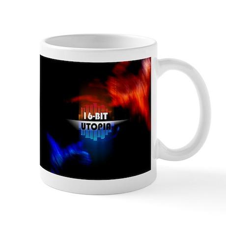 16-bit Utopia Mug