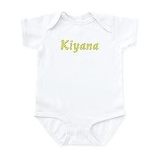 Kiyana in Gold - Infant Bodysuit