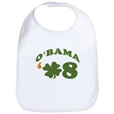OBAMA IRISH 08 Bib