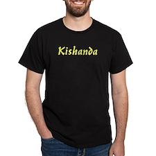 Kishanda in Gold - T-Shirt