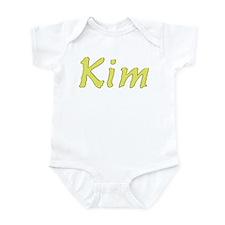 Kim in Gold - Infant Bodysuit