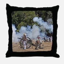 Canon Fire 1 Throw Pillow