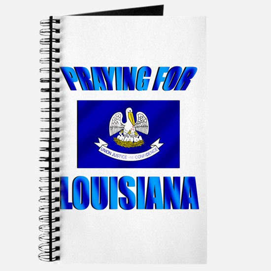 Pray for Louisiana Journal