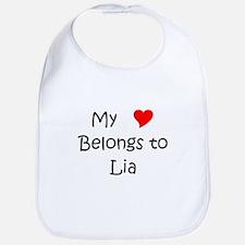 Unique Lia Bib